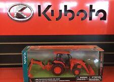 L6060 Tractor W/ Backhoe & Loader Toy