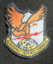 """AEROSPACE DEFENSE COMMAND SEW ON ONLY PATCH AIR FORCE SINCE 1946 3"""" x 3 1/2"""""""