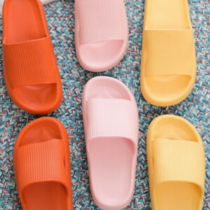 UK PILLOW SLIDES Sandals Ultra-Soft Slippers Extra Soft Cloud Shoes Anti-Slip^