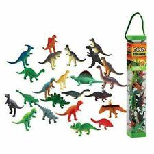 WowToyz Animal Explorer - Dinosaur Tube Playset - 24 Piece - Educational