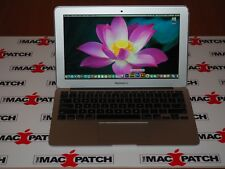 "LOADED!! 11"" Macbook Air 1.4 i5 + 8 GB Memory + Flash / Solid State Drive +MORE!"
