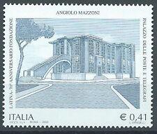 2003 ITALIA PALAZZO DELLE POSTE A LATINA MNH **