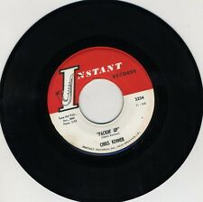 Chris Kenner/group ~45~ Packin' Up / A Very True Story ~ Instant 3234