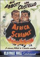Africa Screams [1949] [DVD], DVDs