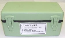 Military Surplus Insulated Tool Box NSN  2540-01-270-7590 Tools Not Included