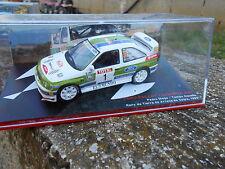 FORD ESCORT COSWORTH WRC RALLY DE TIERRA DE ARTESA DE SEGRE SCALA 143