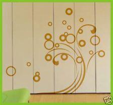 RETRO Diseño Ola Adhesivo de pared K6 Pegatina 65cm Pasillo Arte Decoración