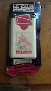 Hogwash! Pocket Game by Cheatwell Pocket Games