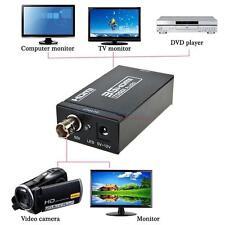 10 Pcs 1080P 3G HDMI to SDI Converter Adapter BNC SDI/HD-SDI/3G-SDI 2.970 Gbit/s
