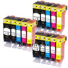 15pk PGI-225 CLI-226 Ink Cartridge For Canon Pixma MG5320 MX712 MX892 MX882
