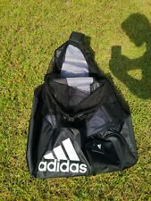 adidas Stadium Ball Bag-Black