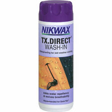 Nikwax TX Direct Wash-in Waterproofing for Outdoor Clothing 2 X 300ml