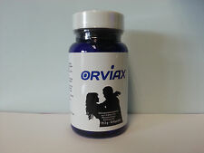 ORVIAX 30 Capsules-potency means New u. OVP + 5 condome FREE