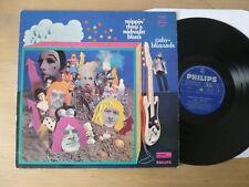 cuby + blizzards - trippin' thru' a midnight blues 1st press GER 1968 Vinyl  vg+