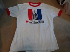 Vintage 70s Promo Advertising Union State Bank T-Shirt Shirt XL NWOT! (E1)