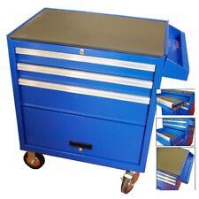 Professional Heavy Duty 3 Drawer Roll Cab And Storage Cupboards KWRC5DB