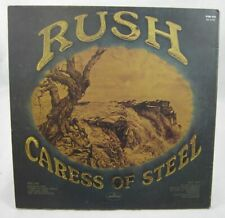 Rush - Caress Of Steel LP Vinyl Record 9100 - 018