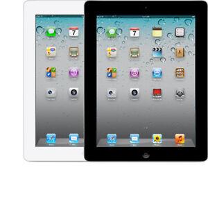 "Apple iPad 2 2nd Generation 16GB  Wi-Fi or  3G Unlocked 9.7"""