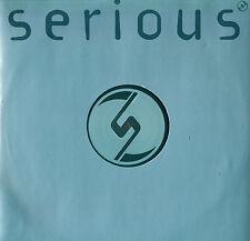 "Felon GET OUT 12"" PROMO VINYL Phats & Small SERIOUS RECORDS 2001 SERR032T2PRO"