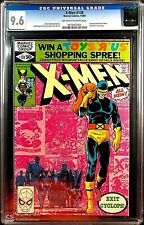 X-Men Comics #138 CGC 9.6 GORGEOUS , EXCELLENT, NEAR ABSOLUTELY PERFECT !