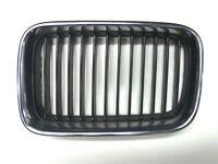 Original Niere chrom vorne links BMW E36 8122237 Frontgrill Ziergitter Grill