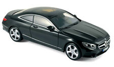 NOREV 1/18 2014 Mercedes Benz S Class Coupe Diecast Model Car Black (183482)