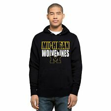 Michigan Wolverines NCAA Men's Hoodie Size XL