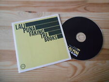 CD Indie Lali Puna-Faking the Books (10) canzone PROMO Morr Music