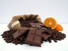 Mocha Orange Flavour Coffee Beans 100% Arabica Bean or Ground Coffee