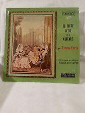 Le livre d'or de la guitare par RAMON CUETO dir ROLAND DOUATTE 30 RCA 897