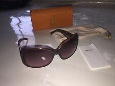 38bc14a395 Tory Burch Metal   Plastic Frame Square Sunglasses for Women for ...
