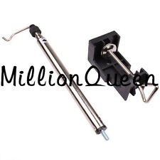 Newest Clamp Shaft with Stand Rotary Flexshaft Grinder Stand Holder Hanger XW