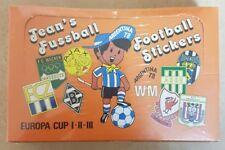 Jean's Fussball FIFA WM Argentina '78 - Stickerbox mit 100 Tüten