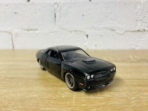 Dom's Dodge Challenger SRT8 Black Jada Toys 1:32 Die Cast Car Fast & Furious