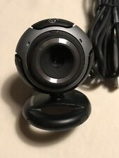 Microsoft LifeCam VX-3000 Webcam Built-in Mic HD Pan TIlt - TESTED