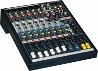 Soundcraft EPM6 8-channel Mixer Best Deal on the internet!!