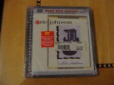 Eric Johnson - Ah Via Musicom - DVD Audio Multichannel 5.1 Sealed