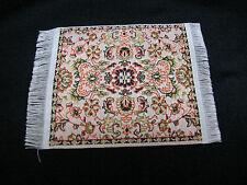 "2""x3""  #17 Dollhouse Miniature 1:12 Scale  Floor Carpet Woven Area Rug"