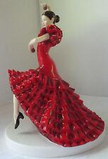 ROYAL DOULTON HN5570 SPANISH FLEMENCO DANCES OF THE WORLD LE BONE CHINA FIGURINE