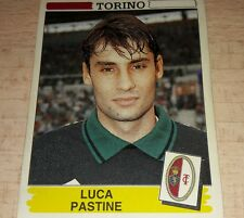 FIGURINA CALCIATORI PANINI 1994/95 TORINO PASTINE ALBUM 1995