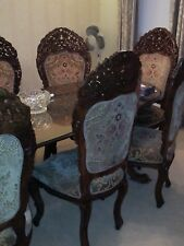 Antique Chairs Solid Wood Hand Carved