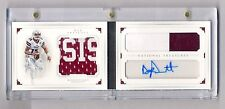 DAK PRESCOTT 2014 NATIONAL TREASURES LOGO PATCH AUTO RC #4/5 JERSEY NUMBER 1/1