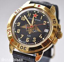 Vostok Wostok Komandirskie K (#439630) Herren Mechanisch Russische Uhren Neu