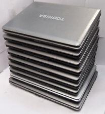 JOB LOT - 10 X TOSHIBA SATELLITE PRO A300 L300 P300 L450 Laptops - INC. VAT!!