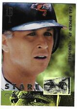 1996 Leaf Preferred Stare Masters Cal Ripken Jr #7, #'d 2498/2500