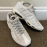 Nike Air Max 95 OG Grey Mens Trainers UK Size 8