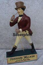 Deko Figur Johnnie Walker Reklame Bar Whisky Monocke Jack Werbefigur Rep