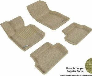3D MAXpider Carpet Floor Mat for Mini Cooper 2014 Classic Tan