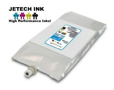 Mutoh* VJ-MSINK3A compatible 1000ml Bag and Chip - Cyan