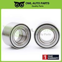 Both 2 Front Rear Wheel Bearings for Yamaha Grizzly 550 660 700 YFM660 Grizzly